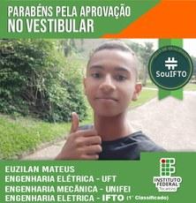 Egresso do Campus Porto Nacional do IFTO