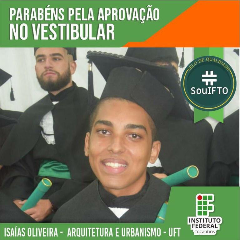 Isaias Oliveira