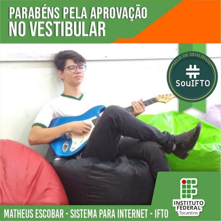 Matheus Escobar