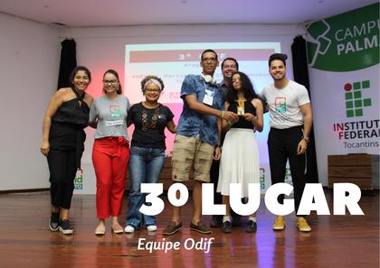 3º lugar - Equipe Odif