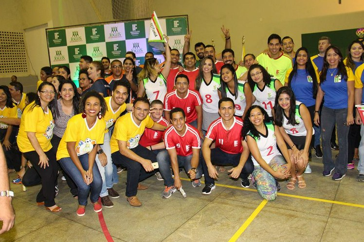 Jogos dos servidores - Campus Porto Nacional