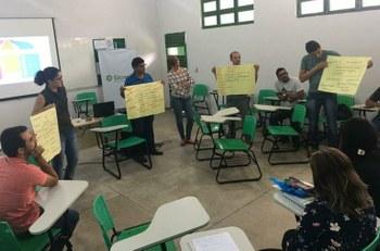 Assessoria no Campus Avançado Pedro Afonso