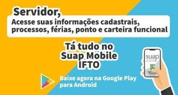 Suap Mobile do IFTO