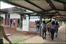 A iniciativa tem o objetivo de mostrar a instituição que está com inscrições abertas para os cursos que oferece até 13 de novembro.