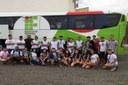 Delegação de Araguatins formada por alunos dos cursos técnicos e superiores