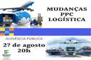 Audiência pública PPC Logística IFTO Porto Nacional