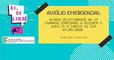 Informativo Auxílio Emergencial