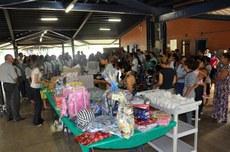 A ação solidária foi organizada pela Coordenação de Eventos, doCampusPalmas