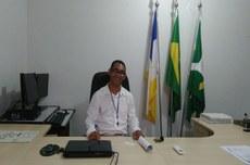 Diretor-geral Josafá Carvalho