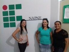 Intérprete e tradutora em Libras no Campus Avançado Formoso do Araguaia