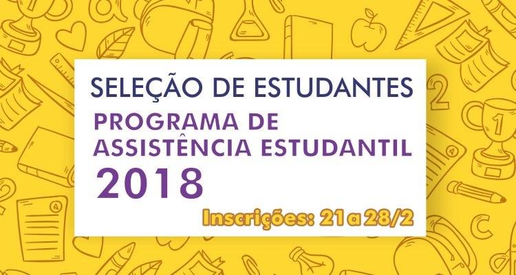 Campus Colinas do Tocantins abre seleção para Bolsa Auxílio
