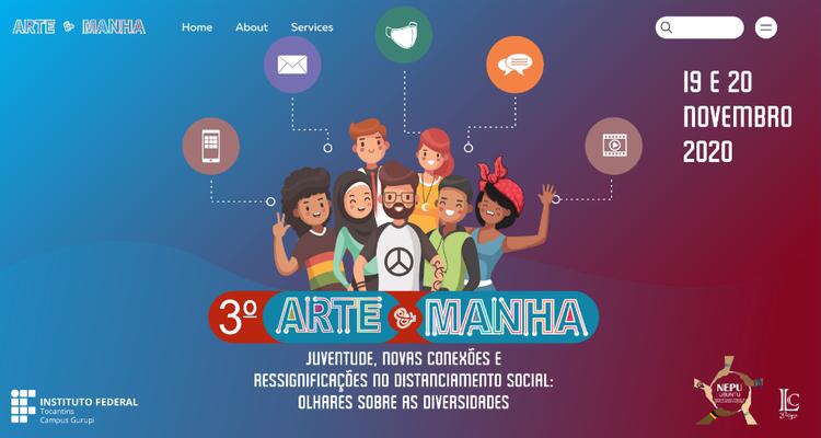 Campus Gurupi promove  o III Arte & Manha em novembro