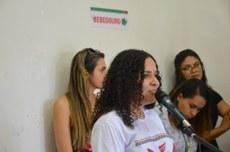Campus Gurupi recepciona equipe ouro de voleibol feminino