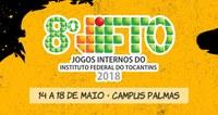 Jogos do Instituto Federal do Tocantins