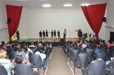 Estudantes do Campus Gurupi realizam VI MUTUCA