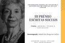 Prêmio Escritas Sociais