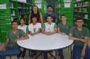 Estudantes de Araguatins classificados na ONC