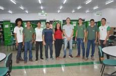 Estudantes classificados na ONC e OBI