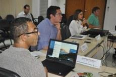 Essa foi a primeira reunião presidida pelo reitor Antonio Luz