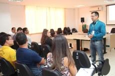 Curso de gestão e fiscalização de contratos é ministrado pelo servidor João Marcelo dos Santos