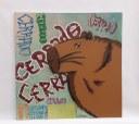 Tela de uma capivara, produzida com a temática Cerrado. Fim da descrição.