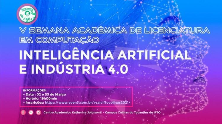 IFTO promove V Semana de Licenciatura em Computação na unidade de Colinas do Tocantins