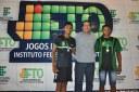 Cerca de 600 atletas de todas as unidades do IFTO participaram