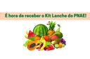 Kit Lanche do PNAE