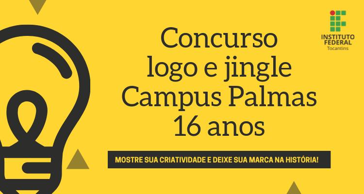Lançado concurso para escolha de logo e jingle comemorativos: prêmio de R$150,00