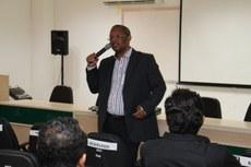 Marcelo Irineu falou sobre o desenvolvimento de projetos relevantes no âmbito das instituições de ensino.