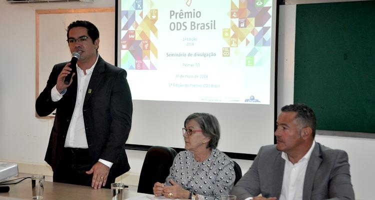 Prêmio ODS é apresentado no Tocantins