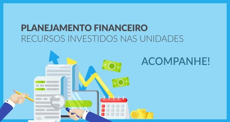 Proad disponibiliza execução financeira das unidades do IFTO