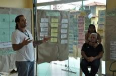 Oficina foi realizada entre dias os 19 e 21 em Itacajá - TO