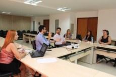 Durante webreunião, participantes debatem protocolo de prevenção ao suicídio
