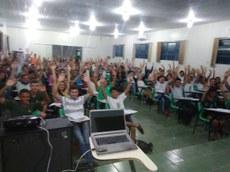 Preparação dos estudantes para realização do Enem 2016