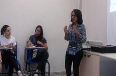 Apresentação de trabalhos no CBEU
