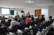 Reunião professores doutores e Propi