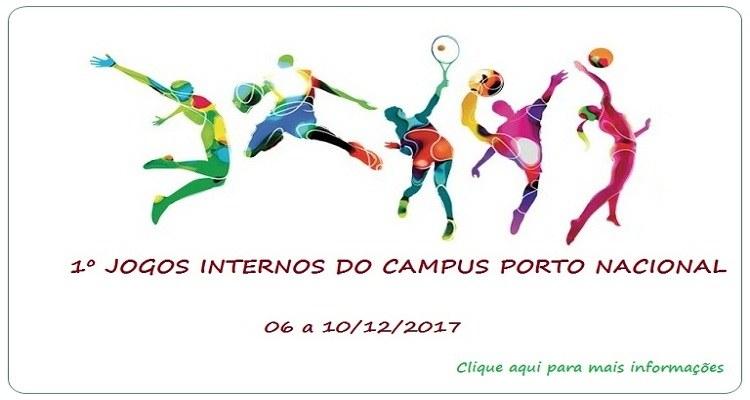 1º Jogos Internos do Campus Porto Nacional